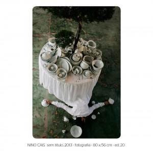 Nino Cais - sem título, 2014 - fotografia - ed. 20
